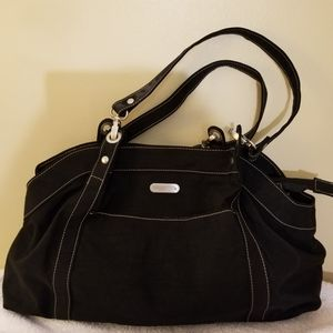 Baggallini Hampton Tote Shoulder Travel Bag Nylon